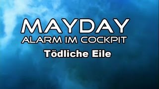 Mayday - Alarm im Cockpit - Tödliche Eile (Racing the Storm) DEUTSCH!!!!!!