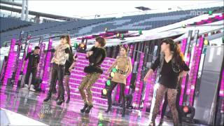 Jewelry - Vari2ty, 쥬얼리 - 버라이어티, Music Core 20091205
