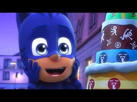 PJ Masks Full Episodes - BEST OF CATBOY -  Catboy Special - Cartoons for Children