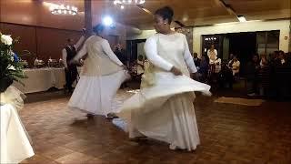 Heart of God Praise Dancers   Just the Beginning    Kurt Carr; Wedding Praise Dance with Flags