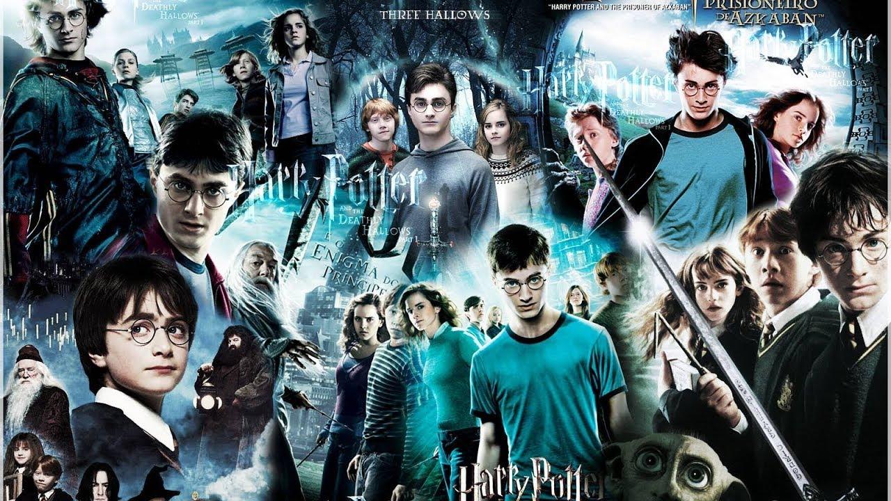 TOP 9 der BESTEN Harry Potter FILME ⚡ - YouTube