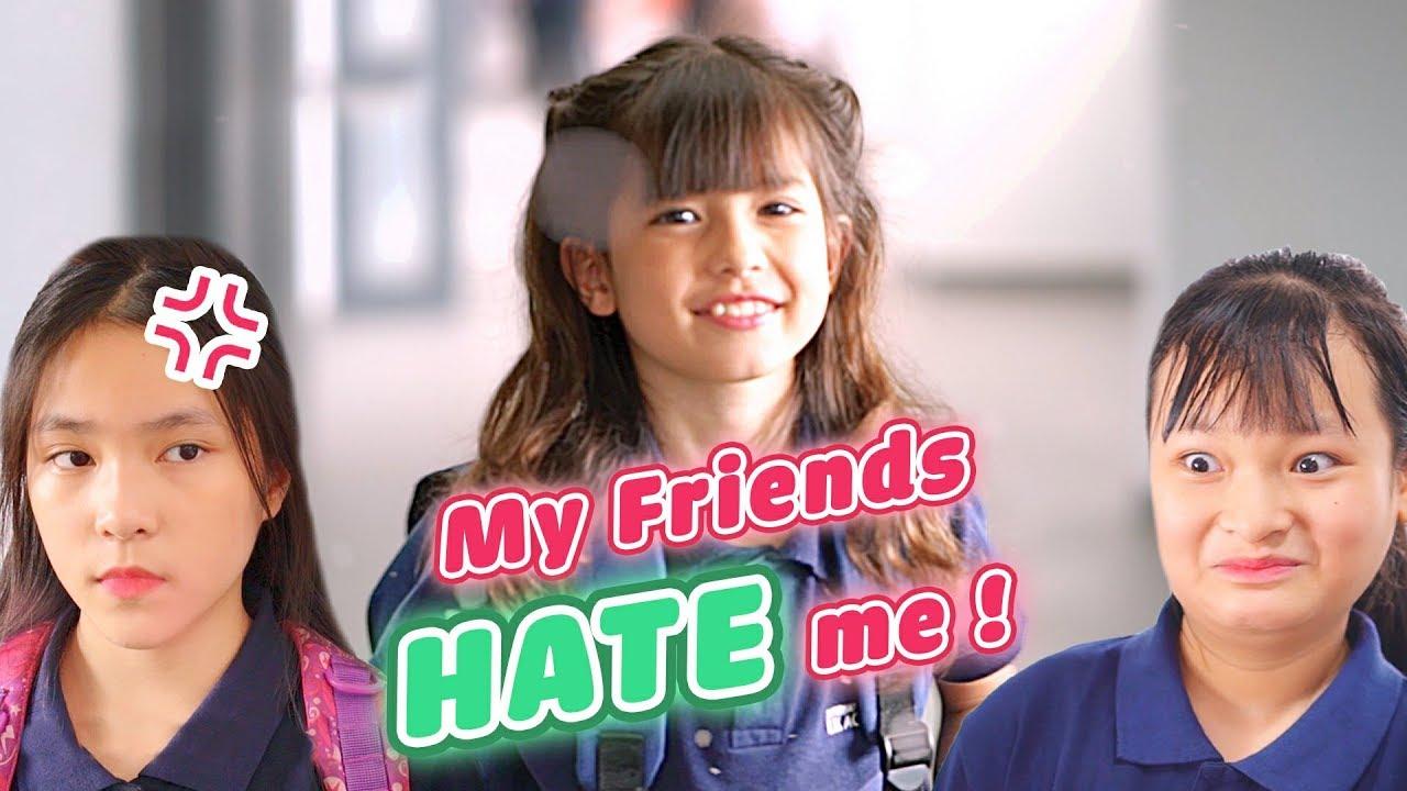 MY FRIENDS HATE ME | EXS HATE ME (Phiên bản Nhí) | Minh Châu