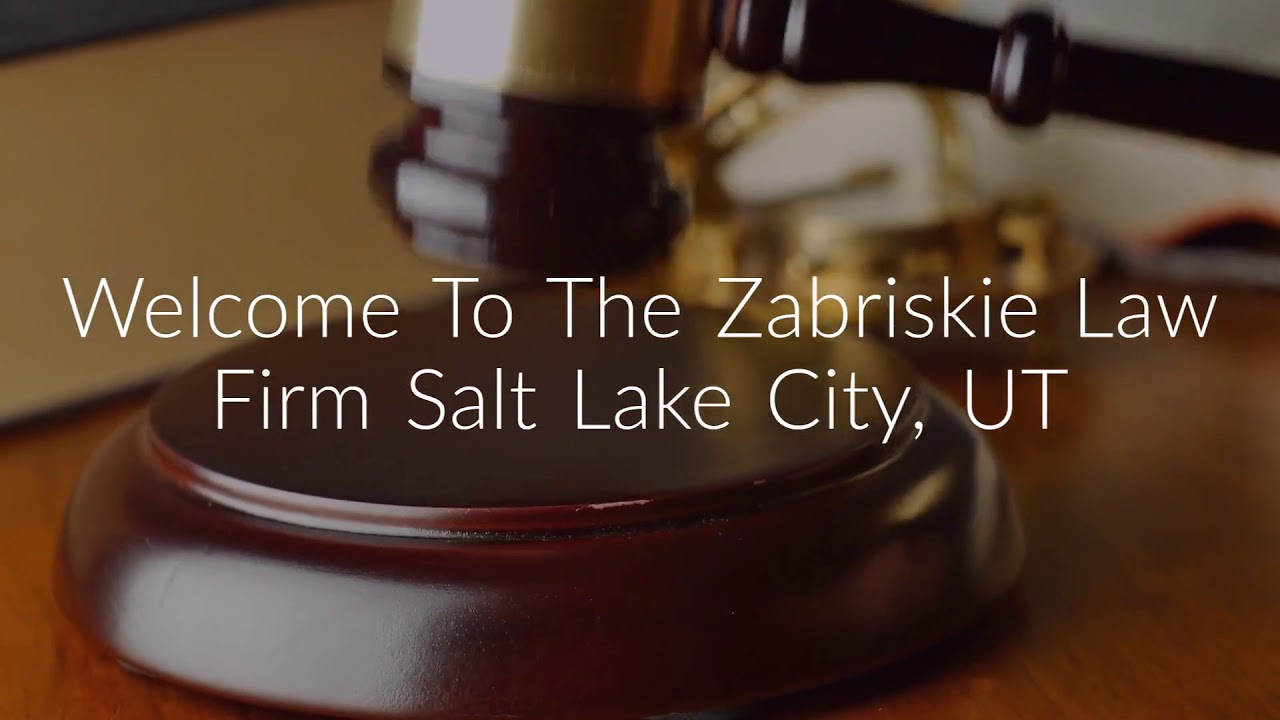 The Zabriskie Law Firm : Criminal Lawyer in Salt Lake City