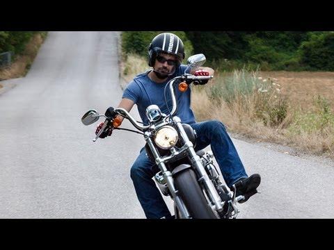 Testvideo | Harley Davidson Sportster Custom Limited 2013 mit K.OT