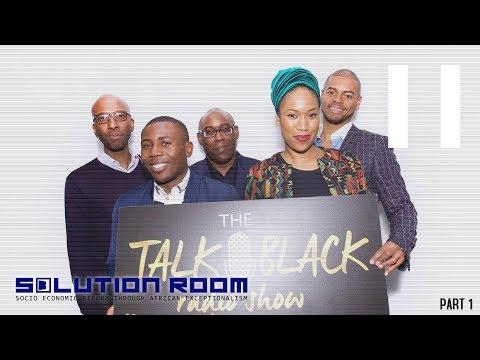 Talk Black Radio The Solutions