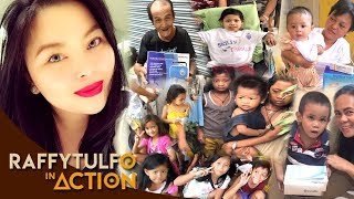 26 WISHES GRANTED BY MARICEL TULFO