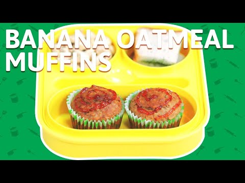 banana-oatmeal-muffins-|-easy-muffins-recipe-|-easy-and-healthy-dessert-recipe-for-kids