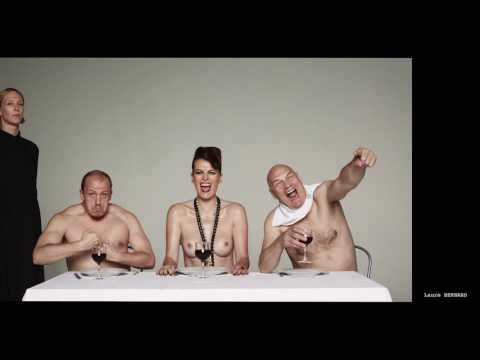 #HavasGallery - PHOTO-ROMAN - Olivia Bonamy / John Irving