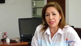 Martha García Valencia, directora de Cajamag