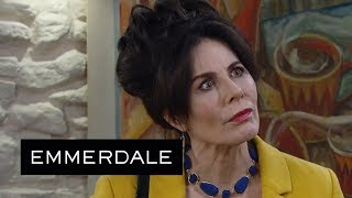 PREVIEW - Faith Becomes Suspicious of Nate and Moira | Emmerdale