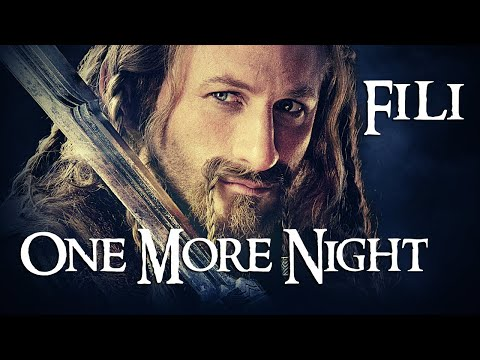 Dean O'Gorman ; Fili  One More Night