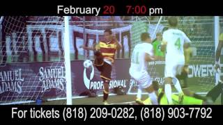 New York Cosmos - Ararat Yerevan friendly match. Promo