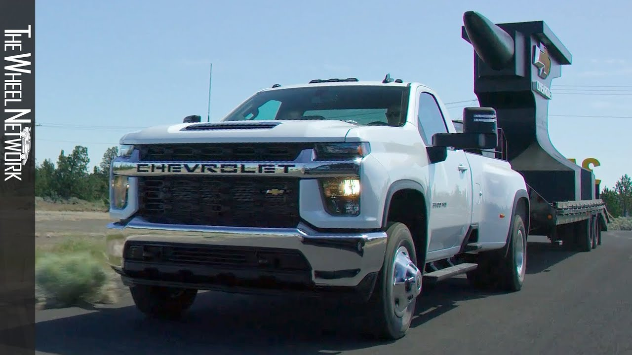 2020 Chevrolet Silverado 3500HD - YouTube