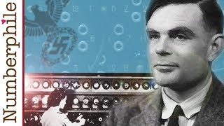 Flaw in the Enigma Code - Numberphile