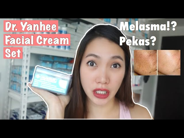 Dr Yanhee Facial Cream Set Review & How to Use Guide