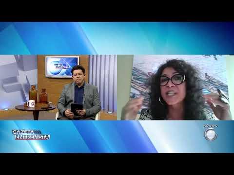 2° Bloco: Gazeta Entrevista com Eliane Sinhasique