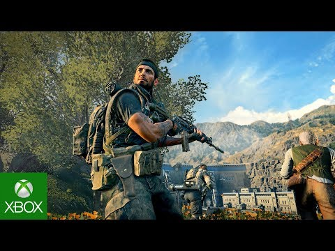 Call of Duty®: Black Ops 4 – Blackout Battle Royale Trailer thumbnail