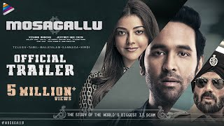 Mosagallu Movie Review, Rating, Story, Cast and Crew
