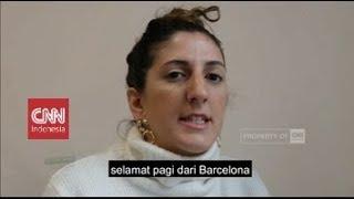 Gambar cover Warga Spanyol Curhat Soal Corona Dalam Bahasa Sunda