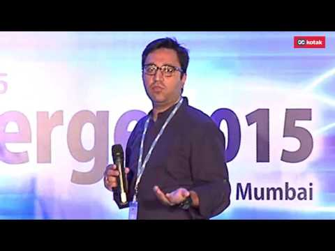 E-merge2015 – Kotak Institutional Equities Conference - Ashneer Grover - Head of Finance, Grofers