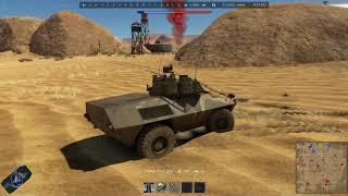 War Thunder Ace Battle AUBL74 HVG GFRB