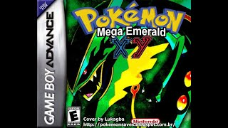 Pokemon mega emerald x and y rom and cheat codes
