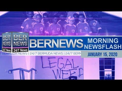 Bermuda Newsflash For Wednesday, January 15, 2020
