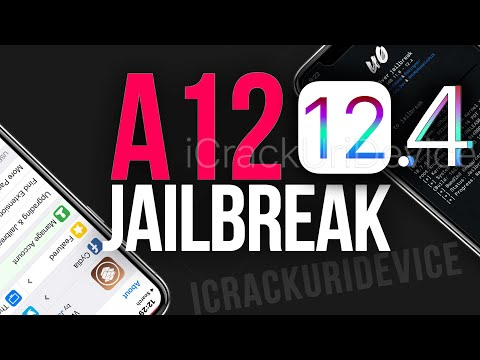 Jailbreak iOS 12.4 on A12! Release Status: Coming Soon?