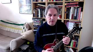 Johnny Boyle's (jig) on mandolin
