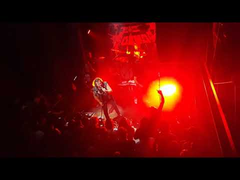 Voivod-Post Society (live in Athens 21-08-2019)