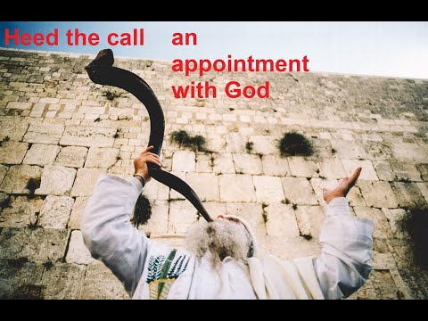 Heed the Call - an appointment with God