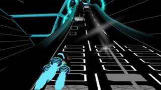 Audiosurf - 8 Bit Weapon - M.U.L.E. Bitblaster mix