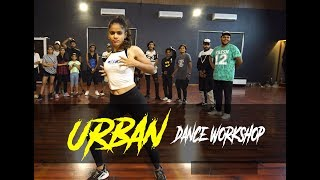 Urban Dance Workshop | Kings United India | Crazy Kiya re | Dhoom 2