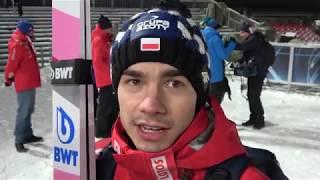 Hula i Wolny po kwalifikacjach w Zakopanem [18.01.2019]