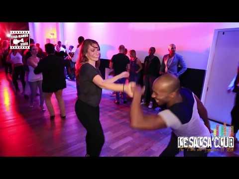 Dady & Audrey  social dancing @ LeSalsaClub