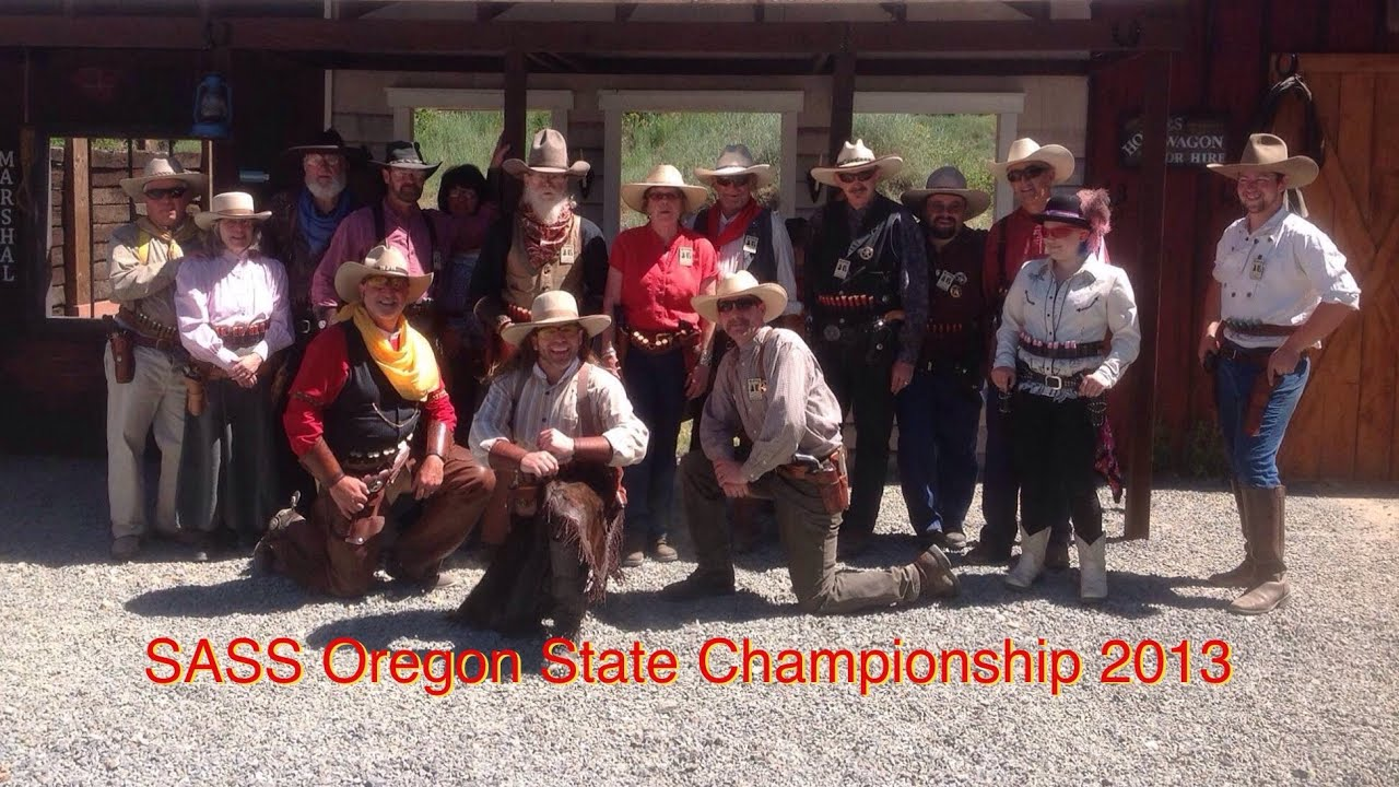 Cowboy action shooting oregon