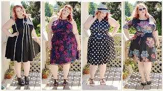 Plus Size Clothing Look Book: City Chic, Triste, X-Two and more!