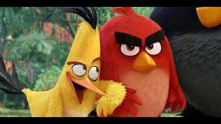 Злые птички: Angry Birds в Кино (2016) - Русский трейлер мультфильма