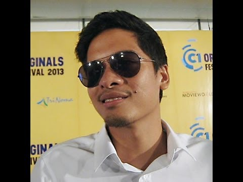 Alex Medina, the next indie film prince