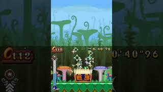 Sonic Rush Adventure Speed Run (Any%) - 58:16