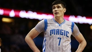 Ersan Ilyasova 2015-2016 Highlights- Welcome To The Thunder