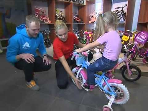 """Как выбрать детский велосипед?! Рубрика """"Мама Катя""""."""