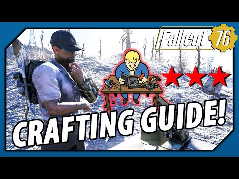 Fallout 76 – Legendary Crafting Guide | EVERYTHING You MUST Know!