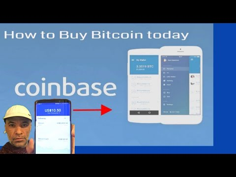 How To Set Up CoinBase and Buy Bitcoin today