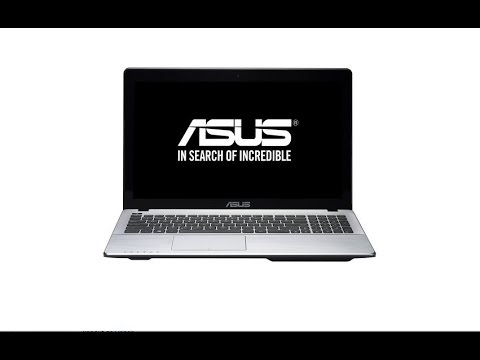 how to open a cd drive on asus x555l