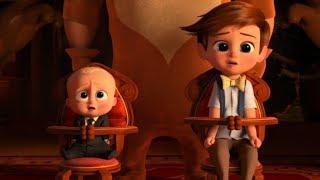 THE BOSS BABY - All Ending Full Scenes - Best Memorable Moments HD