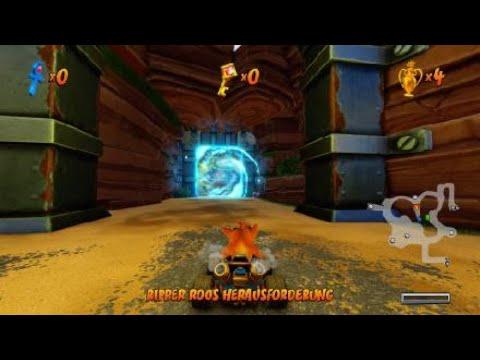 Crash™ Team Racing Nitro-Fueled Abenteuer Mittel 002