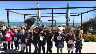 Lo sciopero per l'ambiente a Porto Sant'Elpidio