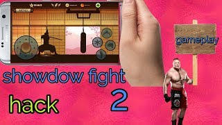 shadow fight 2 hack no root //level max//unlimited all ///manymany more