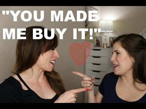 Makeup She Made Me Buy | Recommended Makeup